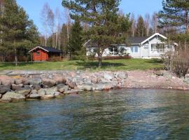 Villa Solstrand, Kungsö (рядом с городом Karlberg)