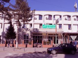 Hotel Gjallica, Kukës