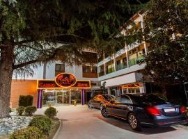 Casino Hotel Hit, Star Dojran (рядом с городом Килкис)
