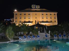 Grand Hotel degli Angeli, San Giovanni Rotondo (San Marco in Lamis yakınında)
