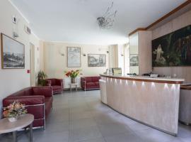Hotel Conte Ruggero, Serra San Bruno (Soriano Calabro yakınında)