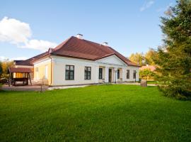 Ruunawere Hotel, Nõmmealuse (Mõraste yakınında)