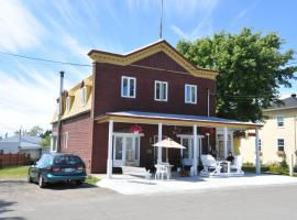 Le Gîte de l'Onondaga, Rimouski (Sainte-Luce-sur-Mer yakınında)