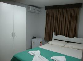 D'arc Hotel, Goiânia (Senador Canedo yakınında)