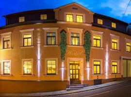 Hotel Am Markt, Ehrenfriedersdorf (Thum yakınında)