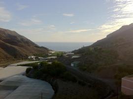 Finca Las Helechas, Playa de Tasarte (рядом с городом La Playa de Veneguera)