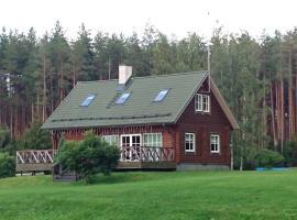 Palu Holiday House, Meeri (Tõravere yakınında)