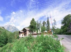 Hotel Pass Lueg, Golling an der Salzach (Scheffau am Tennengebirge yakınında)