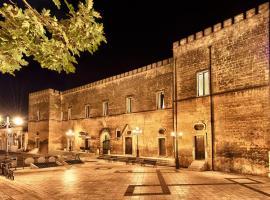Castello Conti Filo, Torre Santa Susanna (Erchie yakınında)