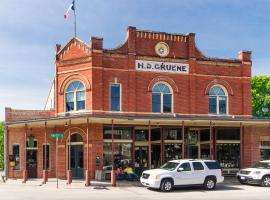 Gruene Reservations at the Village at Gruene, New Braunfels