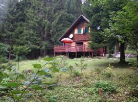 Kuća za odmor Hetrich, Sunger