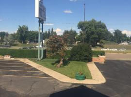 Satellite Motel, Medicine Hat (Elkwater yakınında)
