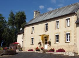 Normandy Getaways at Mis Harand, Litteau (рядом с городом Lamberville)