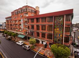 Hotel El Auca, Puerto Francisco de Orellana (Boca Suno yakınında)