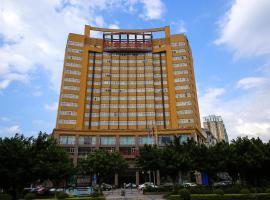 Wuzhou Kailai Hotel, Wuzhou (Cangwu yakınında)