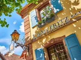 Hotel Restaurant L'Ami Fritz, Отротт