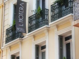 Hotel l'Hotera & Sauna