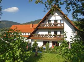 Berghotel Simon, Oberschönau