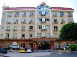Jinjiang Inn Select Jinggangshan Scenic Spot Bus Station, Jinggangshan (Jinggangshanchachang yakınında)