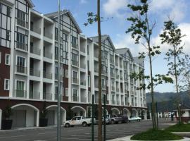 Cameron New Apartment @ Golden Hill