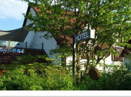 """Hotel """"Die Kupferpfanne"""""""