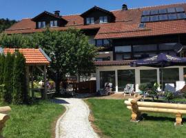 Hotel Hirschenstein, Achslach (Bernried yakınında)