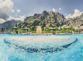 Thermal Hotels & Walliser Alpentherme Leukerbad