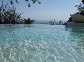 Villa Graziella a Piece of Paradise
