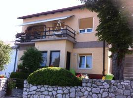 Apartment Renee, Hreljin (рядом с городом Križišće)