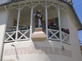 Hotel Karthäuser Hof, Flörsheim (Raunheim yakınında)