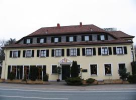 Rheinhotel Luxhof, Altlußheim