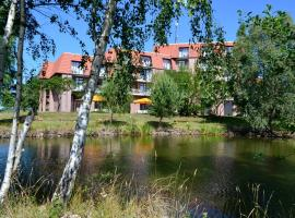 Spreewald Parkhotel, Bersteland