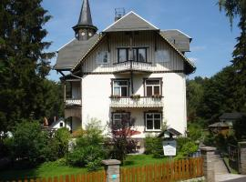 Aura Pension im Thüringer Wald, Georgenthal (Ohrdruf yakınında)