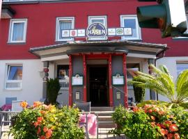 Restaurant Pension Hasen, Sulgau
