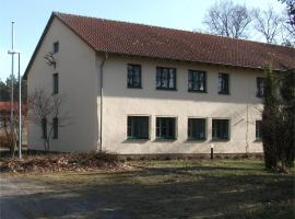 Jagdwirtschaft Hintersee, Hintersee (nära Rothenklempenow)