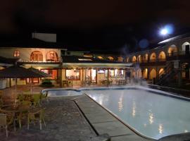 Hosteria Duran, Cuenca (Arrayán yakınında)