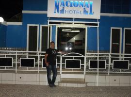 Nacional Hotel, Itacarambi