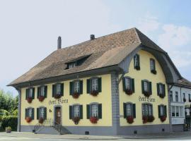 Hotel Bären Suhr, Aarau (Hunzenschwil yakınında)