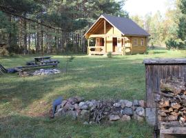 Nature Getaway Holiday Home, Mujaste (Järveküla yakınında)
