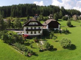Haus Pfarrkirchner, Mauterndorf (Steindorf yakınında)