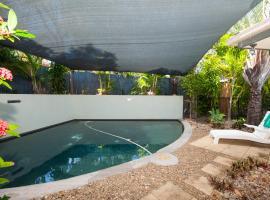 Palm Trees Noosa, Marcus Beach