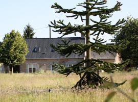 Gîte La Poterie, Jupilles (рядом с городом Бомон-Пье-де-Бёф)