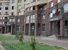 Maliy Hotel on Chernikovskaya, Ufa