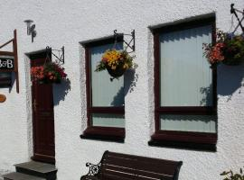 Creag Dubh Bed & Breakfast, Kyle of Lochalsh