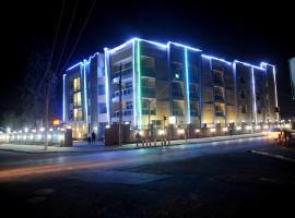 Hotel Ngokaf, Lubumbashi