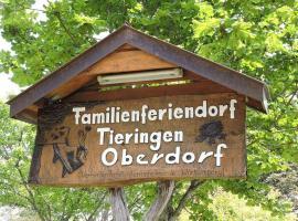 Feriendorf Tieringen, Meßstetten (Oberdigisheim yakınında)
