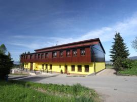Penzion PANORAMA Janovičky, Broumov