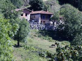 La casina de Berdayes, Labra