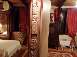 Les Chambres de Catherine, Saint-Martin-de-Boubaux