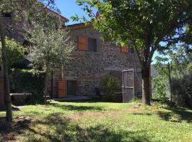 Casa Sorana, Pescia (Vellano yakınında)